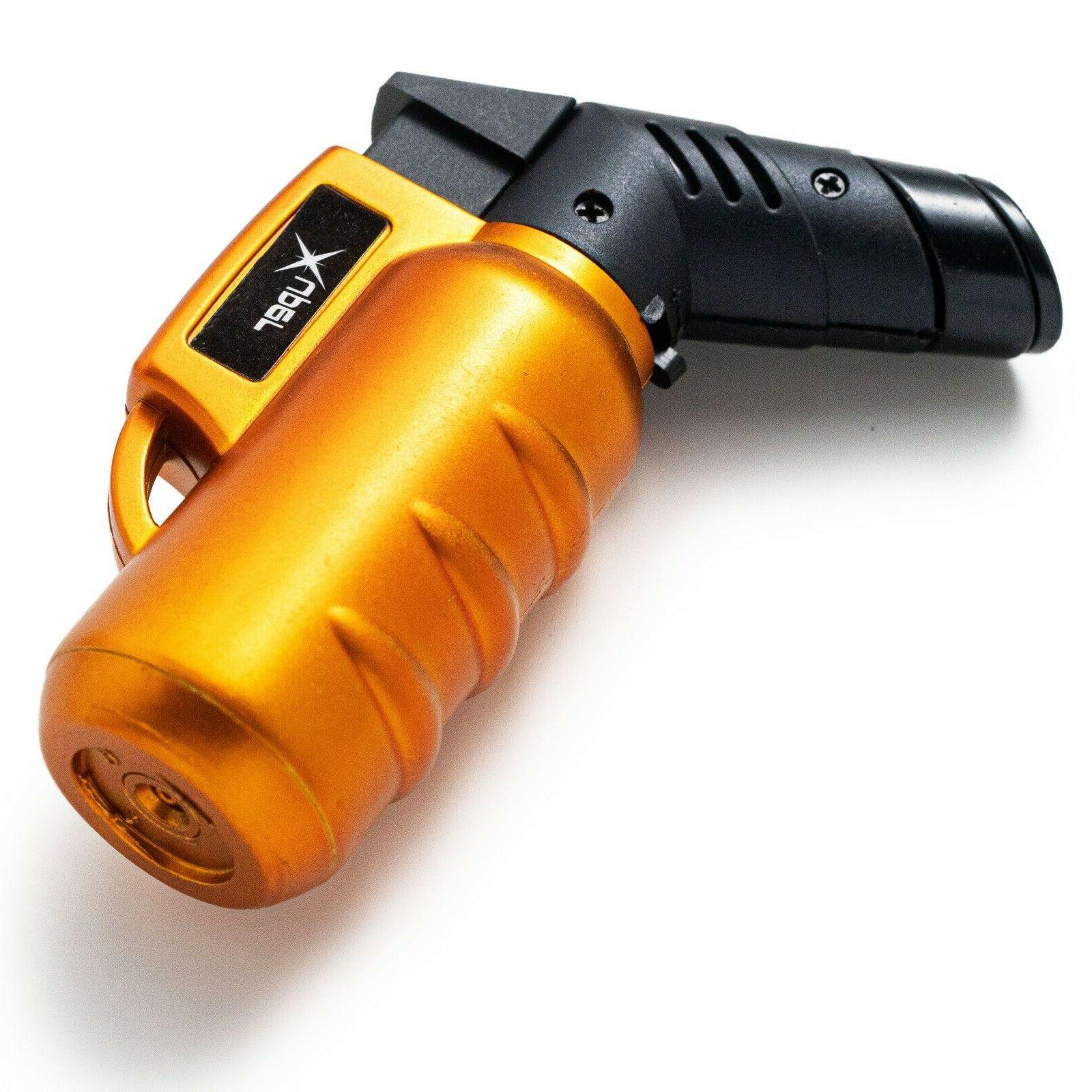 Xuper Torch Safe Flame Refillable Windproof