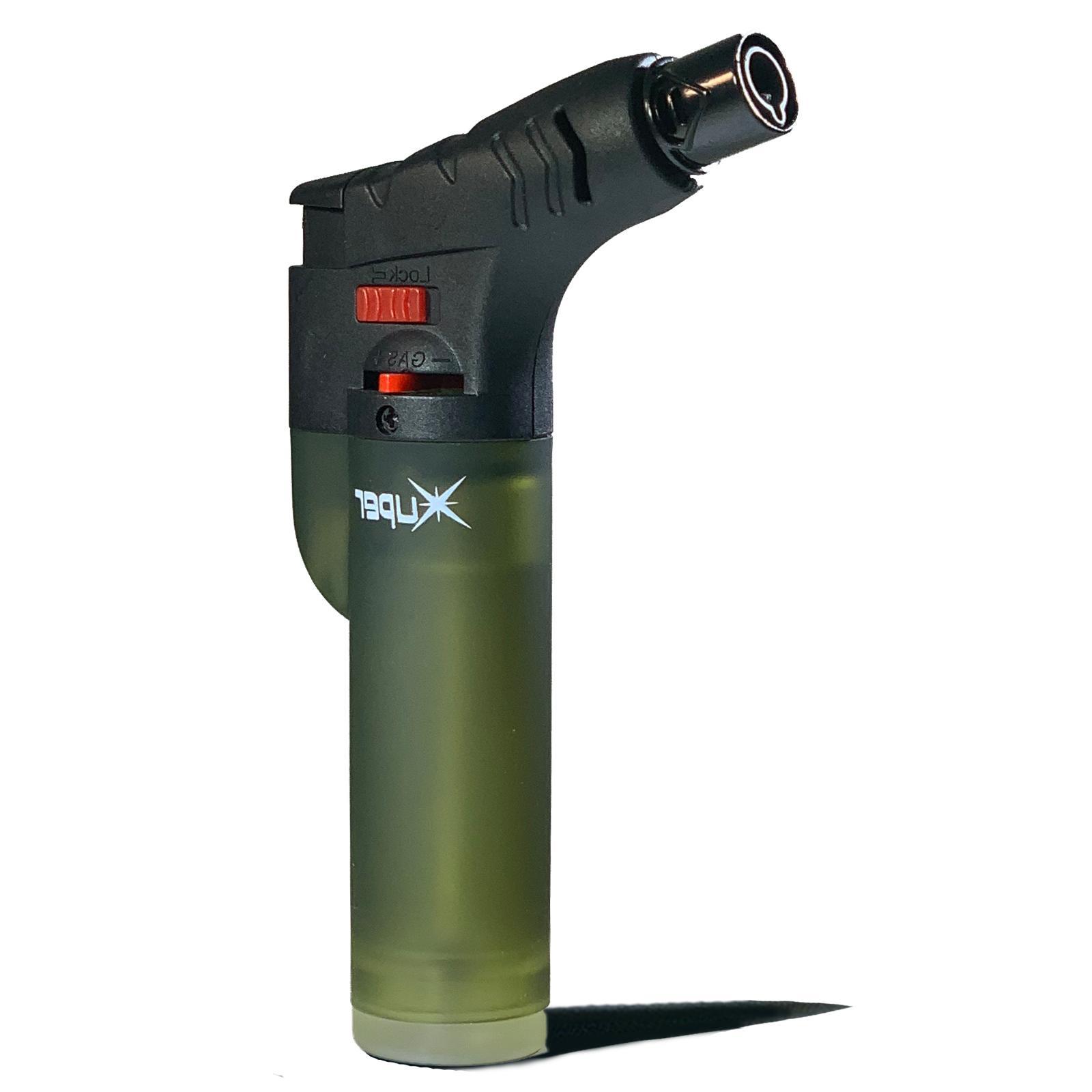 Xuper Jet Butane Lighter Flame