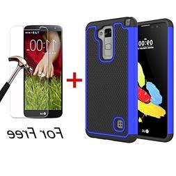 LG Stylus 2 Case, LG G Stylo 2 Case, LG LS775 Case, MCUK  Dr
