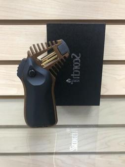lighter 5 black brown adjustable refillable excellent