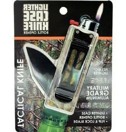 Lighter Case Knife Bottle Opener/Tactical knife For BIC Ligh