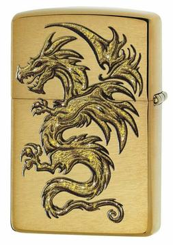 Zippo Lighter Dragon Household Supplies Windproof Collectibl