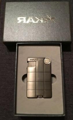 Xikar Lighter - EX Gunmetal Windproof  - 580GM
