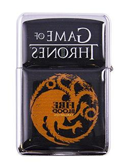 Lighter Star Game Of Thrones Targaryen Dragon Refilable Wind