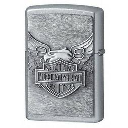 """Zippo """"Tommy Lee"""" Lighter with Street Chrome Finish"""