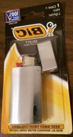 Bic Lighter M Series Metal Case 100% Bic
