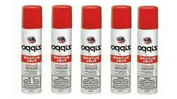 Zippo Lighter Refill Butane Fuel 75ml / 2.5 Ounces