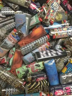 Bic lighters 12 Full Size Big Lighters  Multi Purpose Assort