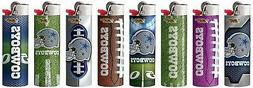 Bic Lighters Dallas Cowboys NFL Officially Licensed Full Siz