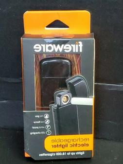 Fireware LL-1004 Rechargeable Electric Lighter Windproof USB