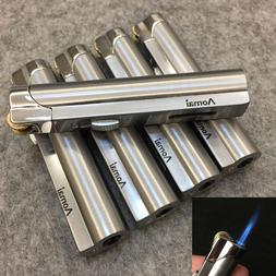 Lot 5pcs  Windproof  Jet  Torch Lock Flame Cigar Cigarette F