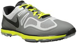 Nike Lunar Ascend Golf Shoes for Men - Grey Black Venom Gree