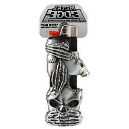 Metal Lighter Case for BIC Lighters, Lighter Protector Bottl