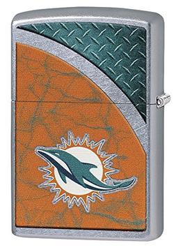 Miami Dolphins Revolution Zippo Lighter