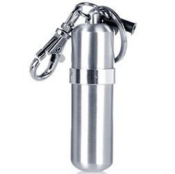 Mini portable 1 Piece Stainless Steel Fuel Canister kerosene