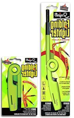 Scripto Multi Purpose Refilable Rechargeable Folding Lighter