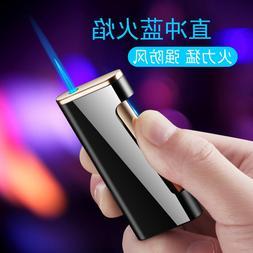 New Side Side Press Ignition Butane Gas <font><b>Lighter</b>