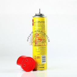 new ultra refined butane gas filtered lighter