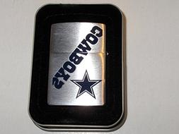 Zippo NFL Dallas Cowboys National Football League 2000 Light