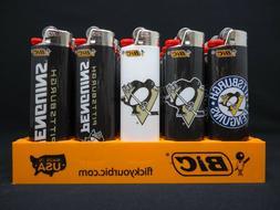 6pc Full Size SET NHL Licensed Pittsburgh Penguins Hockey Bi