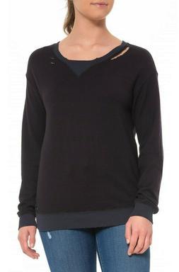 NWT Women's n:Philanthropy Joni Scoop Neck Sweatshirt Small