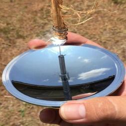 Outdoor Solar Lighter Camping Survival Fire Waterproof & Win