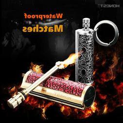 Outdoor Stormproof Waterproof Matches Survival Emergency Lig