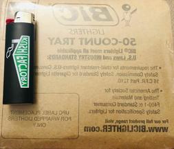 pack of 50 Bic lighter kush factory