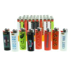 Pack of 50 Bic Trends Lighters Assorted Lighter Display with