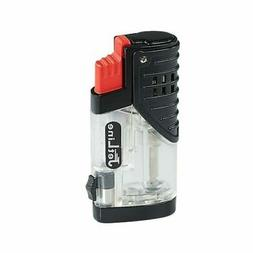 JetLine Patriot Triple Jet Torch Butane Cigar Lighter - Red