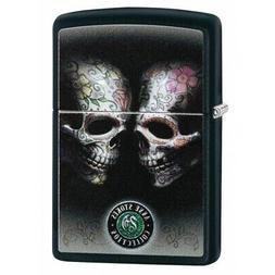Personalised Anne Stokes Skulls Design 29754 Zippo Lighter -