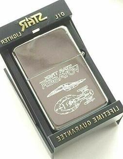 Personalised Engraved Star Trek Voyager Star Silver Lighter
