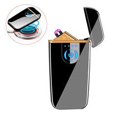 Dibikou Plasma Windproof Flamless USB Rechargeable Lighter f