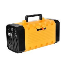 LNSLNM 500W Portable Generator Power Inverter, 288Wh/90,000m