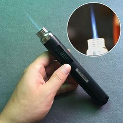 Protable Jet Pencil Torch Butane Gas Lighter for Camping Cig