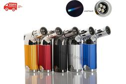 Scorch Torch Quad Flame Butane Refillable Torch Lighter