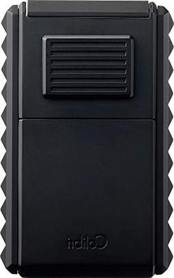 Colibri Quasar Astoria Triple-Jet Lighter w/Cutter - Black