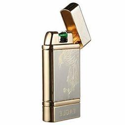 Kivors Rechargeable Photoelectric Sensor Lighter Dual Arc Pl