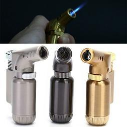 Refillable Lighter Butane Gas Jet Flame Torch Welding Campin