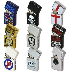 Refillable Windproof Lighter. Bomblighter High Quality Uniqu