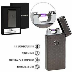 SaberLight - Revolutionary Flameless Plasma Beam Lighter - R