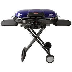 Coleman RoadTrip LXE Portable Propane Grill, Purple