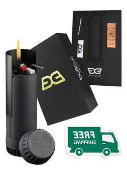 RollBud All-In-One Portable Smoking Grinder Kit w/ Container