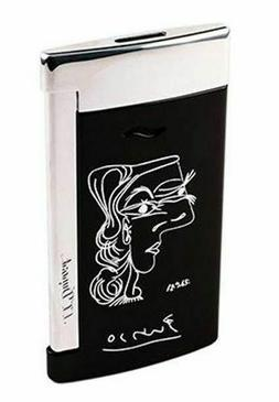 s t dupont slim 7 picasso lighter