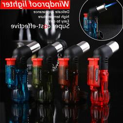 Small Torch Lighter Portable Plastic Fire Ignition Burner ,