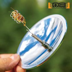 Solar Powered Lighter Camping Fire Starter Survival Tool Eme