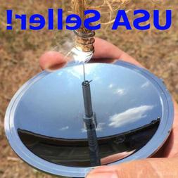 Solar Powered Lighter Camping Fire starter And Survival Tool
