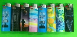 BIC Special Edition ASSORTED 60's Series Lighters,