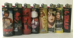 BIC Special Edition CLASSIC MOVIES Series Lighters,