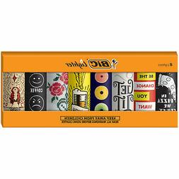 BIC Special Edition Cutting Edge Series Lighters, Set of 8 L